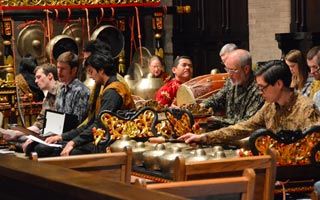 Friends of the Gamelan