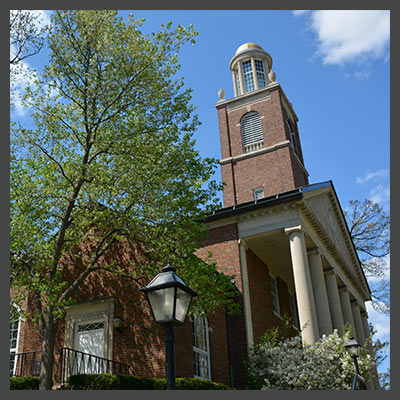 Stetson Chapel, Kalamazoo College