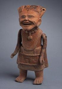 Smiling Figure