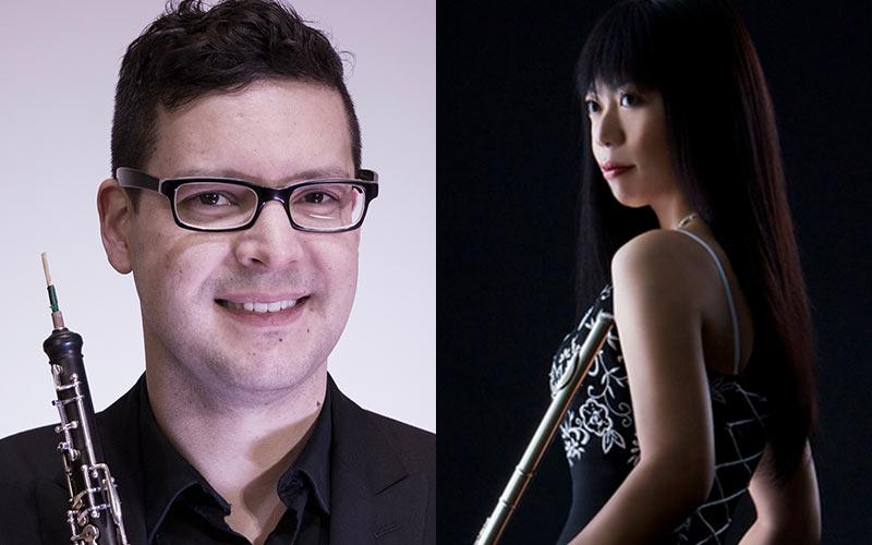 Gabriel Renteria-Elyea & Yukie Ota